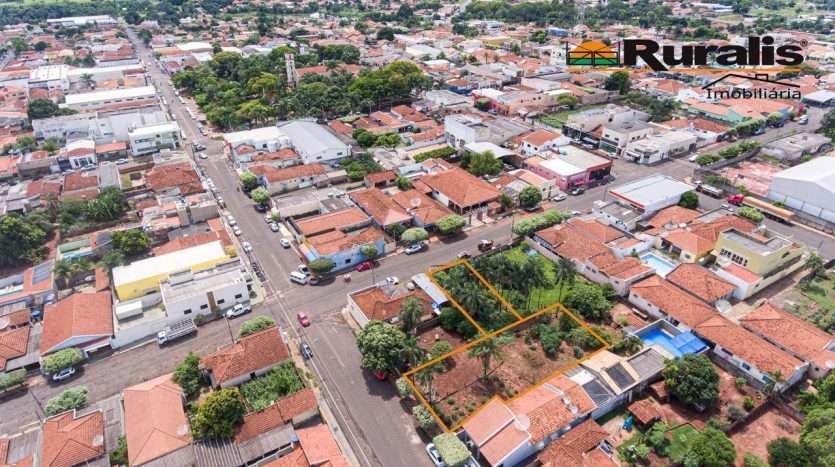 ruralisimobiliaria terreno a venda centro dji 0457 2